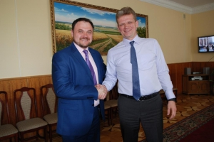Интервью с Министром Швайка И.А.