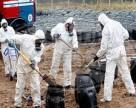 В Кременчуге начали собирать пестициды, похороненные на территории ж/д станции