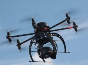 В Украине развиваются технологии сельхоз-дронов