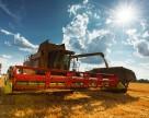 Украина намолотила первый миллион зерна