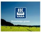 Запуск бельгийского завода Yara