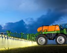 Amazone представила на Agritechnica 2015 идею точечного внесения гербицидов