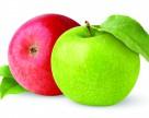 В Украине самые дешевые яблоки