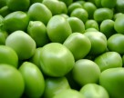 Новинкой недели на плодоовощном рынке стал зеленый горошек