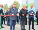 В Украине открыли новый завод по производству минеральных удобрений