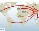 За первое полугодие 2016 года Китай увеличил экспорт фунгицидов на 20,3%