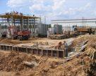 Туркменистан активными темпами строит химкомплекс у Каспия