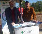 Компанія «Квадрат» прийняла участь у Дні Поля Миколаївського національного аграрного університету