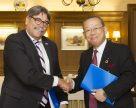 Sumitomo Chemical и BASF разработают новый фунгицид