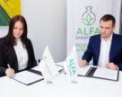Космическим мониторингом эффективности СЗР будут заниматься ALFA Smart Agro и Klever Systems