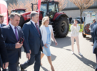 Президент України пообіцяв підтримувати дрібних та середніх аграріїв