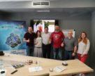 Новий етап співробітництва між НВК «Квадрат» та канадською компанією Acadian Seaplants