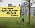 Массовая акция противников глифосата в Германии