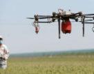 5-10 дронов заменят самоходный опрыскиватель