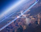 Сонячний дрон зможе триматися у повітрі місяцями