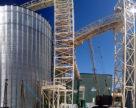 Емкости зернохранилищ в Украине ежегодно увеличиваются на 1,5 млн тонн
