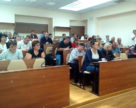 17 вересня розпочалися чергові заняття з підвищення кваліфікації спеціалістів відділів фітосанітарного контролю