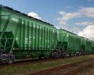 Аграрії зривають експортні поставки через відсутність локомотивів та низьку оборотність вагонів-зерновозів