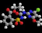 Хлоримурон-этил предотвращает размножение и рост микроорганизмов опасных для людей