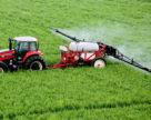 Хід робіт із захисту рослин на полях України