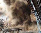 На азотном производстве в Китае произошел взрыв. Много погибших и раненых