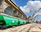 Морские порты Украины в 2018 г перевалили грузов на 2,6 млн тонн больше, чем в 2017-ом