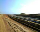 Перевалка аммиака и удобрений в порту Тамань: утверждена планировка территории