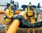 Негода ускладнила роботу аміакопроводу «Тольятті-Одеса», але