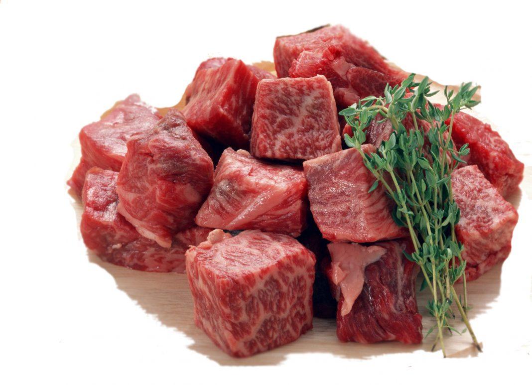 Експорт української яловиччини тримається на рівні 2017-го