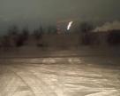 Над новым аммиачным заводом в Кингисеппе