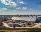 MV Cargo володіє одним з найбільших зернових складів підлогового типу в Україні