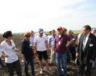 ФАО провела тренінг в Ізюмському районі на Харківщині