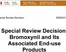 Канадці продовжили реєстрацію продуктів, що містять бромоксиніл