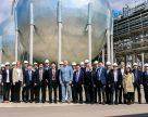 Намечены этапы реализации нового проекта аммиака-карбамида на