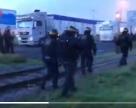 Протестующих против загрязнения Луары химзаводом Yara разогнали слезоточивым газом