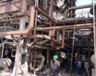 На заводе по выпуску аммиака и карбамида в Индии произошел взрыв