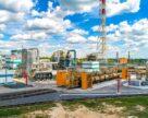 На «Щекиноазот» заработала новая установка химически чистой и особо чистой кислот