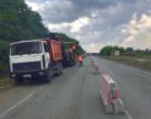 В Украине упали тарифы на автоперевозки зерна