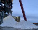 «Славкалий» добыл первую калиевую соль на Нежинском ГОКе