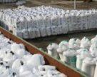 Азербайджан в I квартале экспортировал азотных удобрений на $5,9 млн