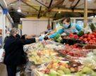 Споживчі ціни на харчі в Україні у квітні 2020року зросли проти березня на 2,2%