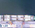 Порт «НИКА-ТЕРА» возобновил перевалку удобрений
