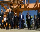 Потенциально крупнейший в Европе терминал перевалки удобрений принял груз по новой