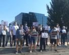 ОПЗ спростував інформацію про участь співробітників заводу у мітингу проти повернення на підприємство попереднього керівника