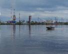 В украинских портах образовалась очередь из судов