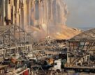 В районе взрыва в Бейруте находились украинские суда, перевозившие зерно
