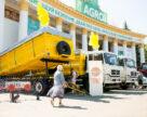 На «АГРО-2020» були презентовані новинки техніки, зокрема трактор українського виробництва — Boris Bond BX 958