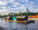 Днепровские шлюзы будут открыты до декабря