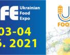 IV Міжнародна виставка продовольчої продукції Ukrainian Food Expo 2021 відбудеться у червні
