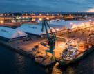 «Щекиноазот» и Fertilog Group построили терминал по перевалке удобрений в финском порту Хамина-Котка